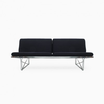 2 x moment sofa by niels gammelgaard for ikea 1980s 11914. Black Bedroom Furniture Sets. Home Design Ideas