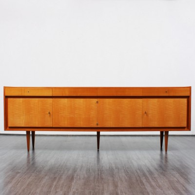 musterring sideboard 1950s 14614. Black Bedroom Furniture Sets. Home Design Ideas
