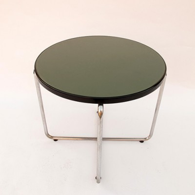 coffee table by ludwig mies van der rohe for bigla 1930s. Black Bedroom Furniture Sets. Home Design Ideas