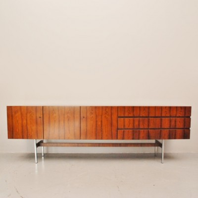 musterring sideboard 1960s 16281. Black Bedroom Furniture Sets. Home Design Ideas