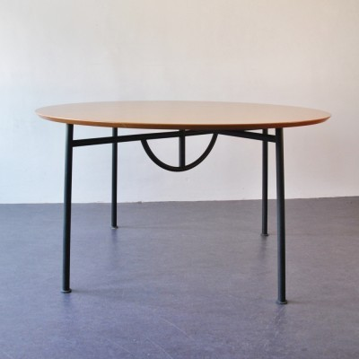 nina freed dining table by philippe starck 1980s 32145. Black Bedroom Furniture Sets. Home Design Ideas