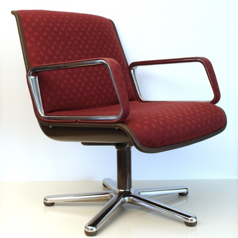 2 x programm 2000 office chair by delta design for for Chair design 2000