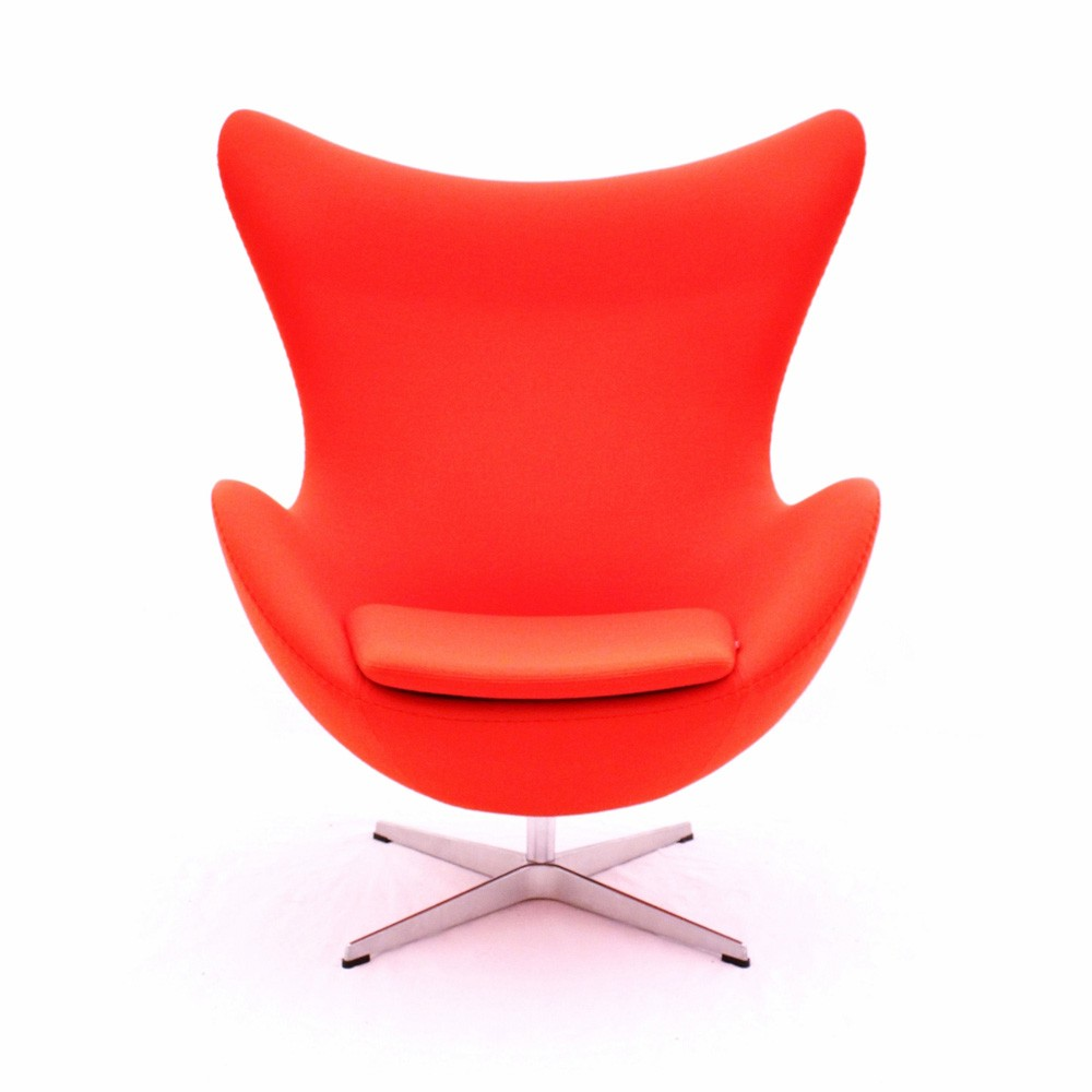 The Egg Model 3319 Lounge Chair From The Fifties By Arne