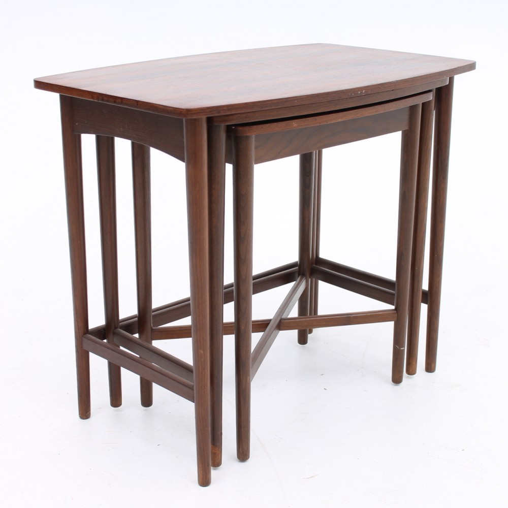 Vintage nesting table s