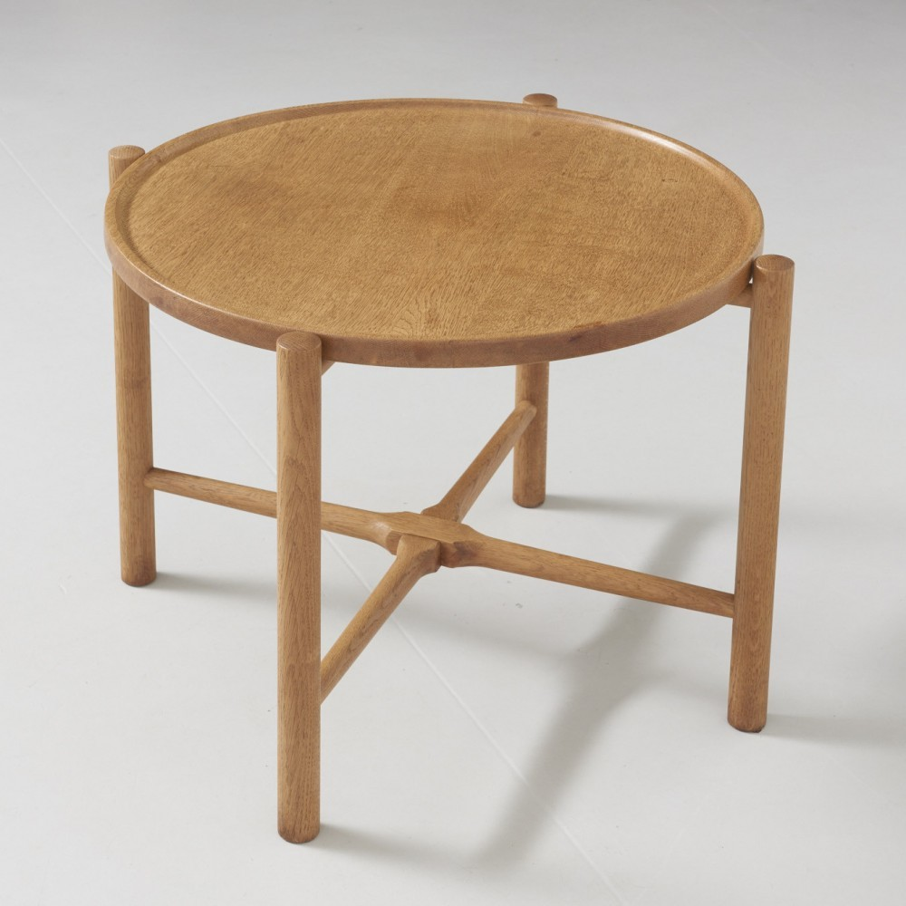 At35 Coffee Table By Hans Wegner For Andreas Tuck 1940s 40562