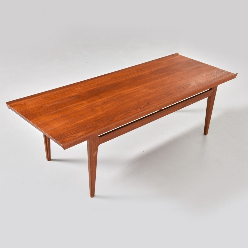 Coffee Table By Finn Juhl For France Son 1950s 41815