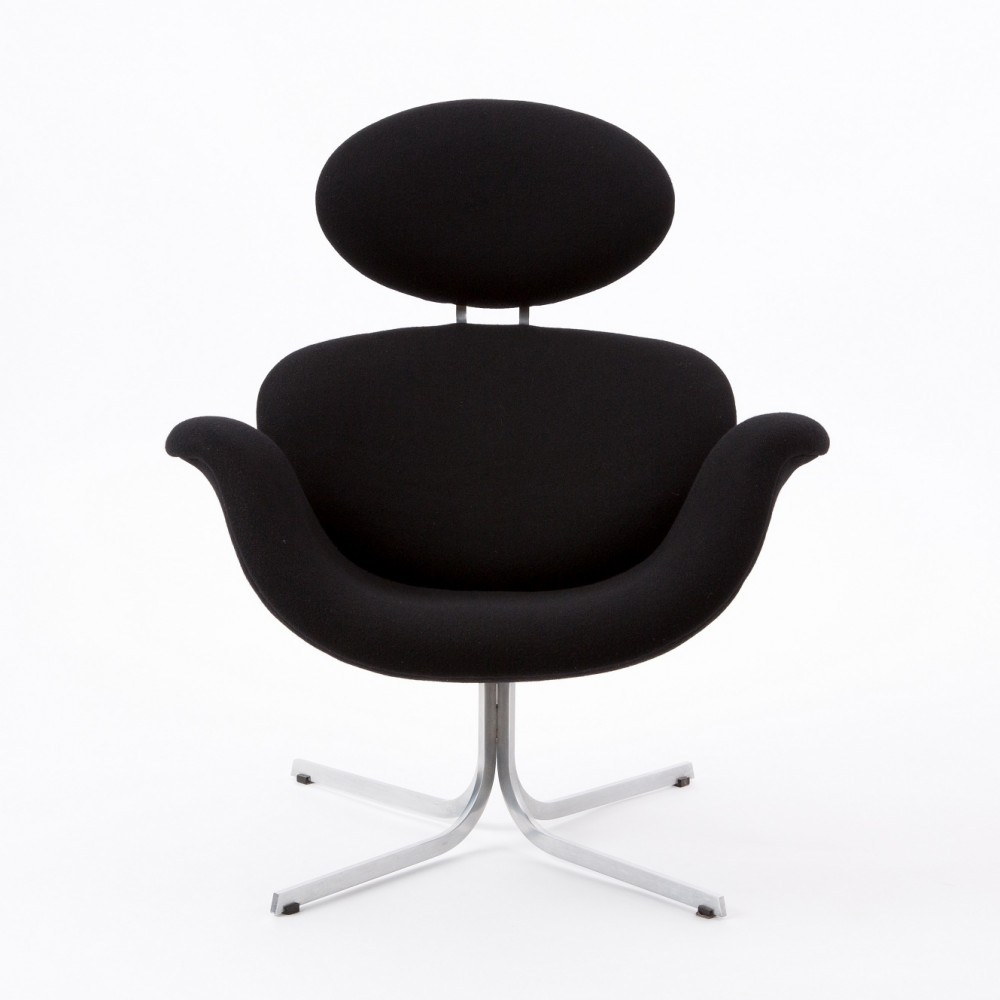 Big Tulip lounge chair by Pierre Paulin for Artifort 1950s