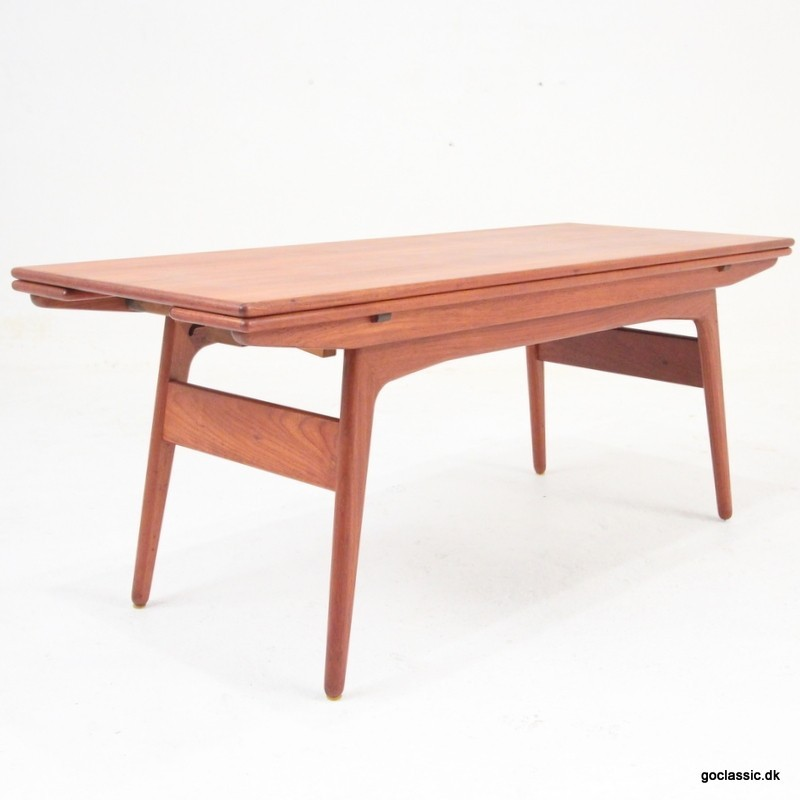 Vintage Round Coffee Table Jelva By Broste Copenhagen: Coffee Table And Dining Table In One
