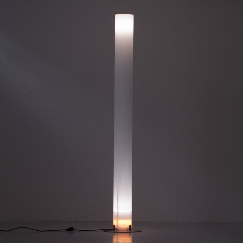 stylos floor lamp by achille giacomo castiglioni for flos. Black Bedroom Furniture Sets. Home Design Ideas