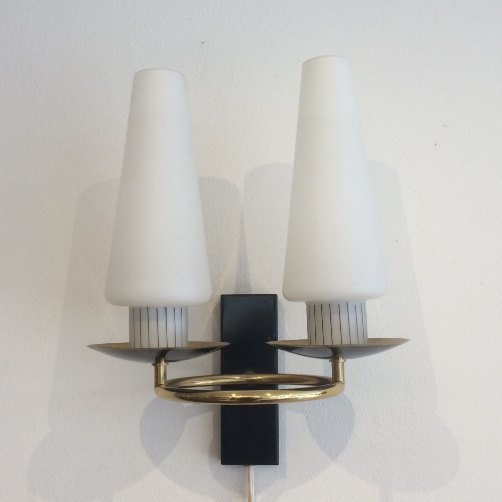 Wall Lamps Philips : Philips wall lamp, 1950s #43749
