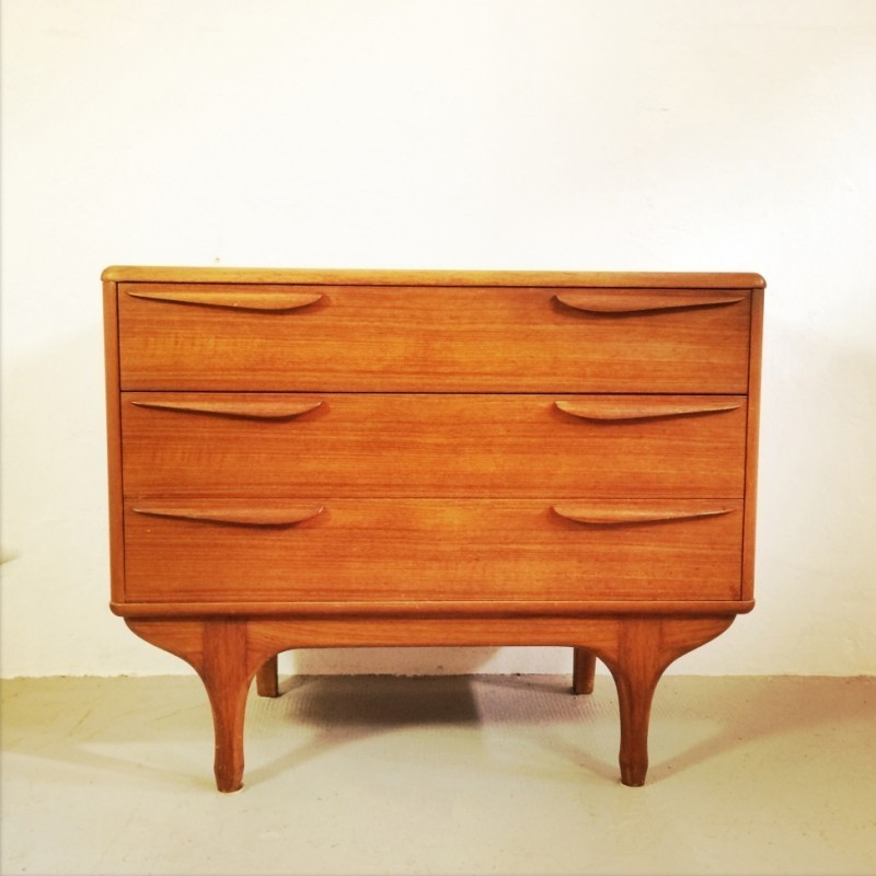Meubles tv chest of drawers 1950s 43810 for Meuble tv original