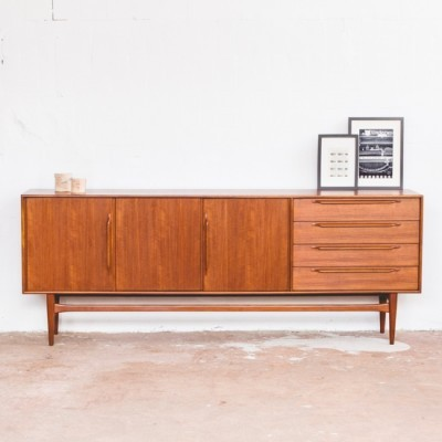 rt moebel sideboard 1960s 44018. Black Bedroom Furniture Sets. Home Design Ideas