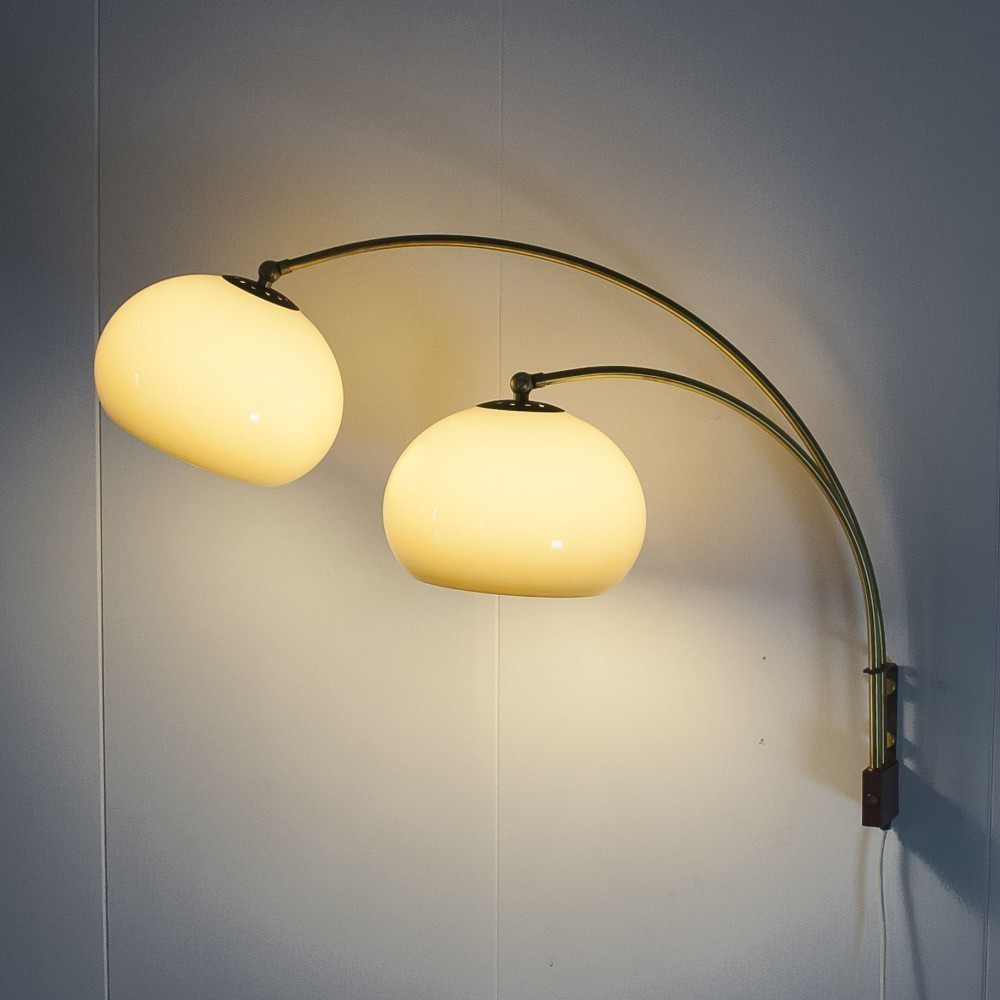Wall lamp by unknown designer for dijkstra lampen 44664 for Dijkstra lampen