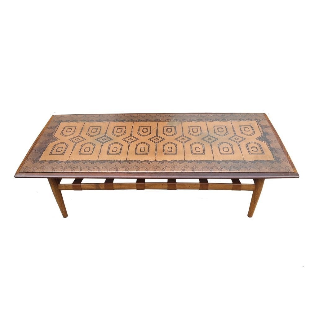 Vintage Coffee Table 46195