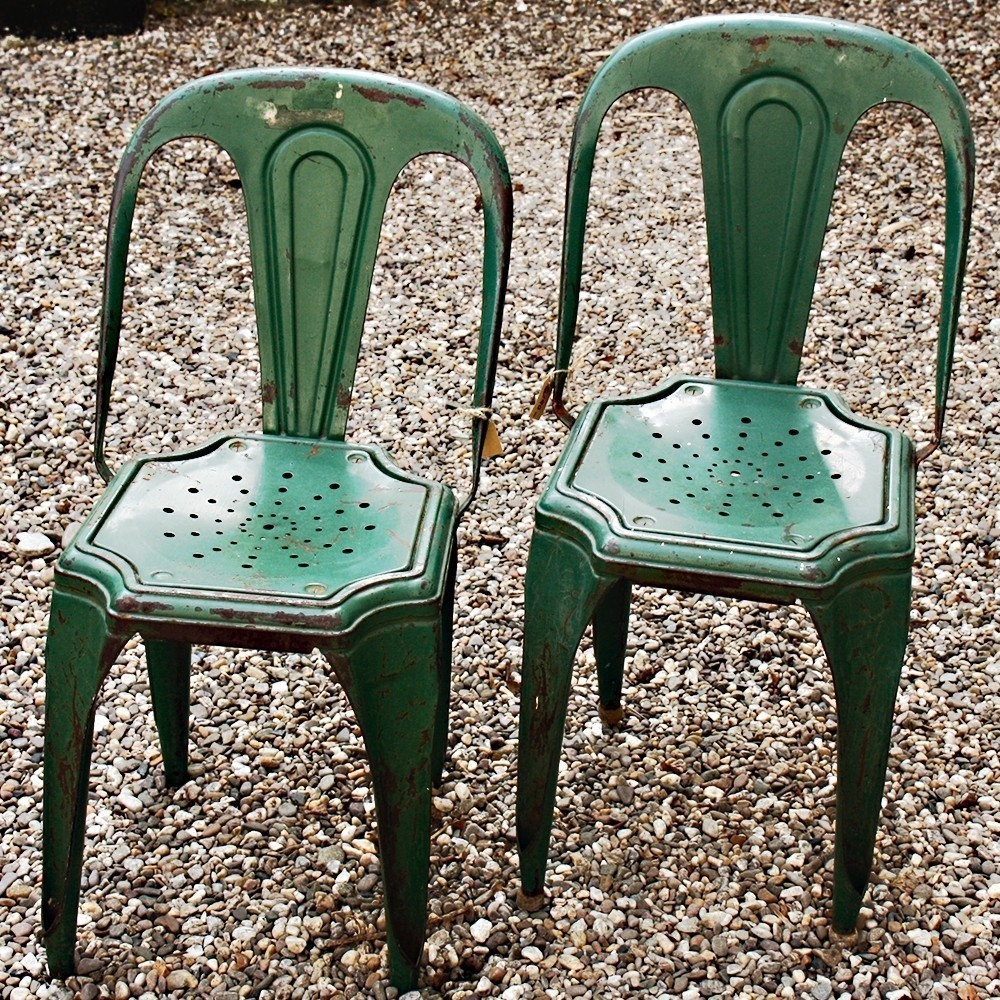 2 x chaise multipls stool 1940s 46572 for Chaise 1940
