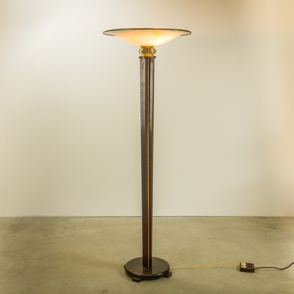 Vintage floor lamp 1930s 46908 for 1930s floor lamp
