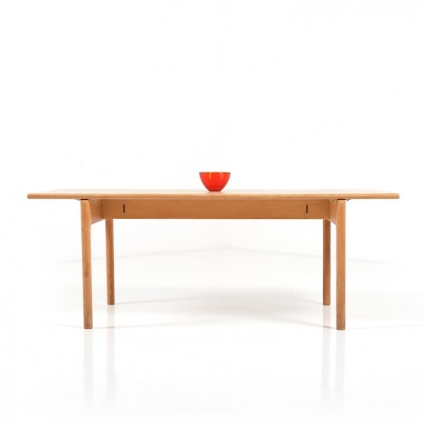 At 15 Coffee Table By Hans Wegner For Getama 1950s 47188