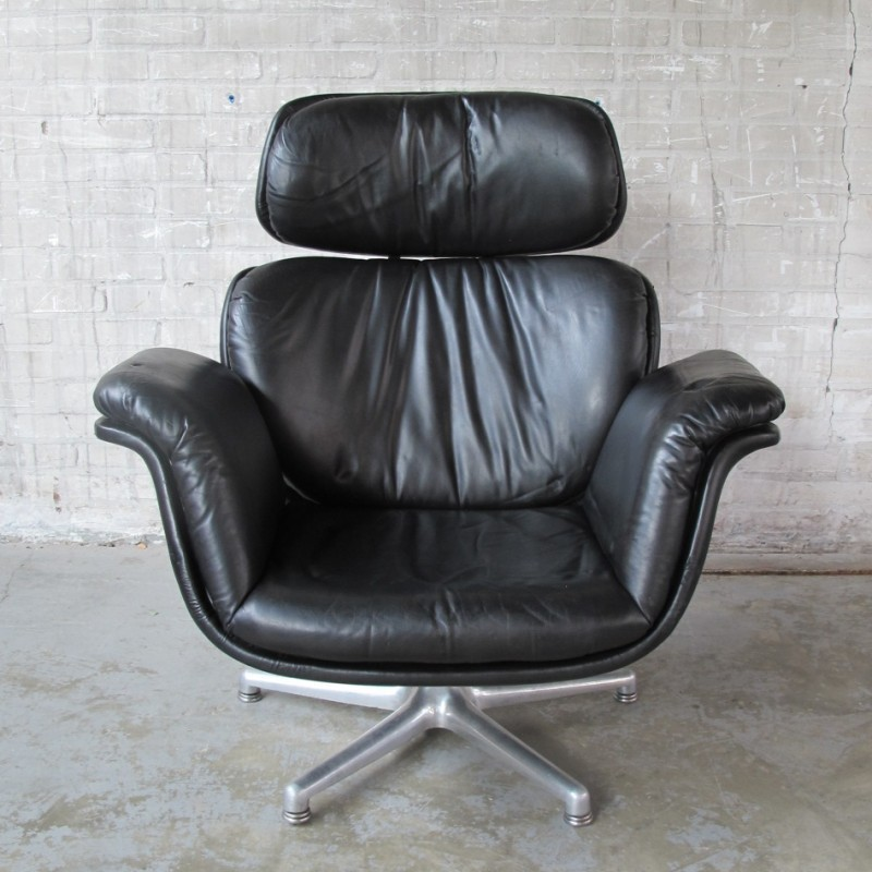 Big Tulip lounge chair by Pierre Paulin for Artifort 1960s