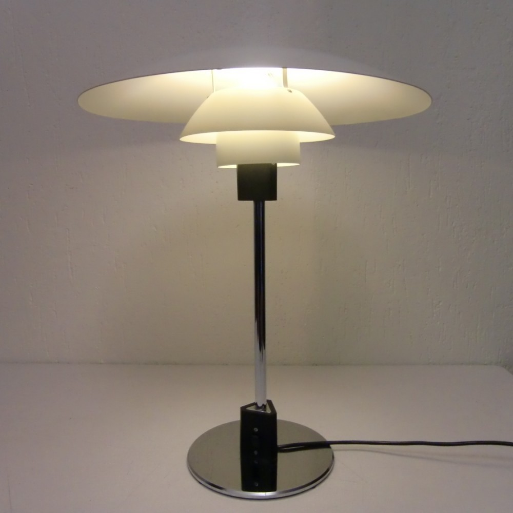 ph 4 3 desk lamp by arne jacobsen for louis poulsen 1950s. Black Bedroom Furniture Sets. Home Design Ideas
