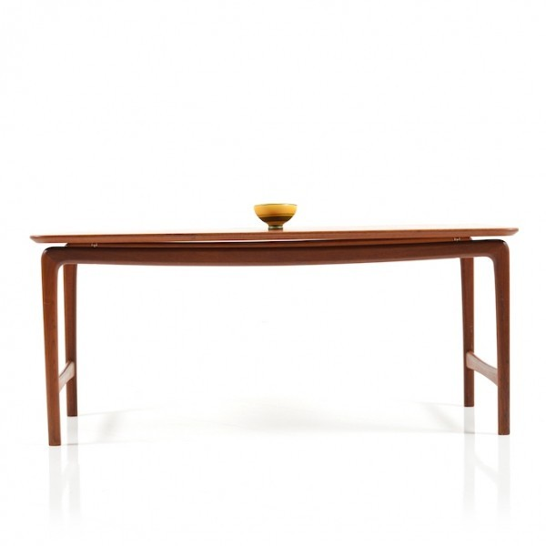 Orla Retro Coffee Table: Coffee Table By Peter Hvidt & Orla Mølgaard Nielsen For
