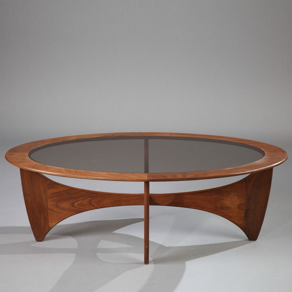 G Plan Vintage Coffee Tables: Astro Coffee Table By Victor Wilkins For G Plan, 1960s