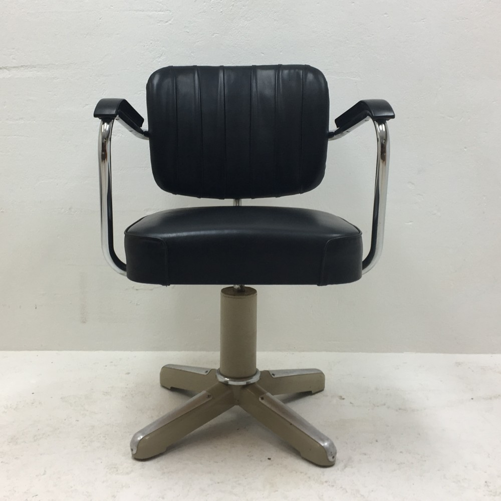 vintage office chair 1930s 55476