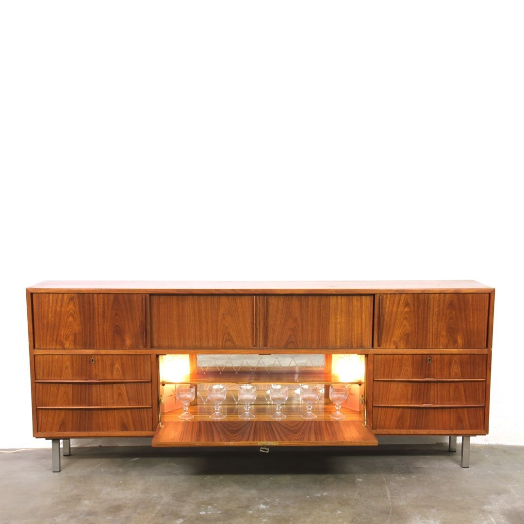 Sideboard From The Sixties By