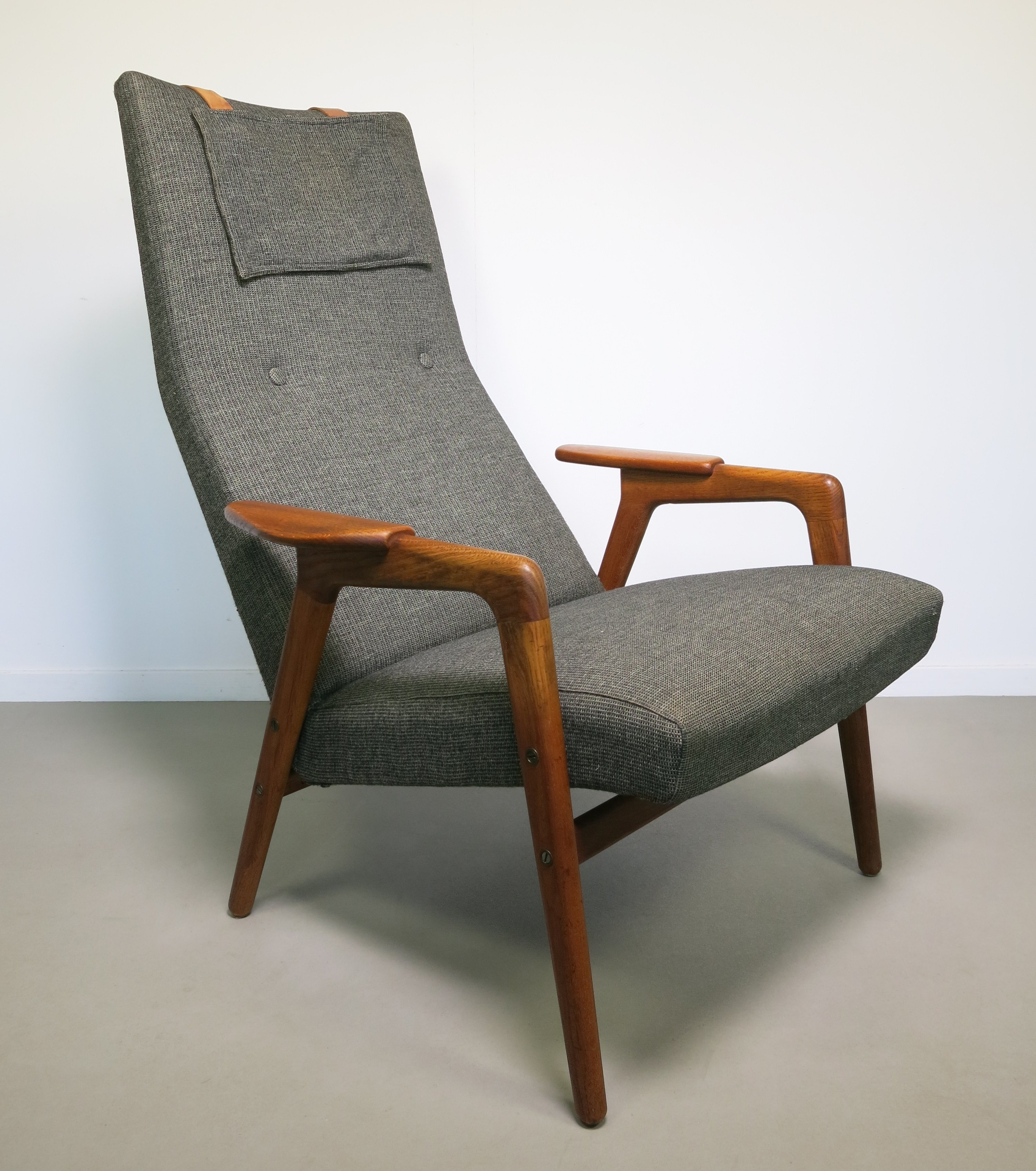 Ruster lounge chair by Yngve Ekström for Swedese, 1950s #56120