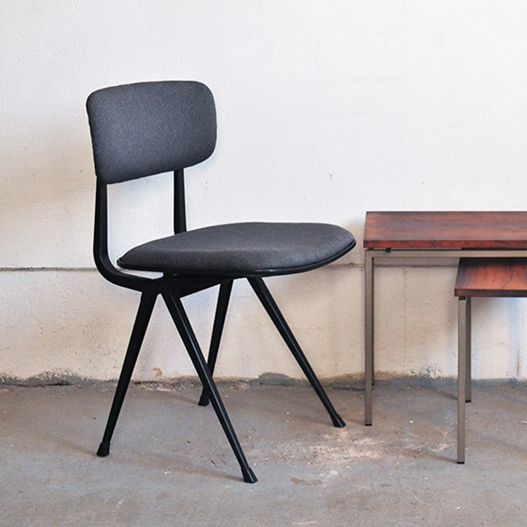 Merveilleux Result Dinner Chair By Friso Kramer For Ahrend De Cirkel, 1950s