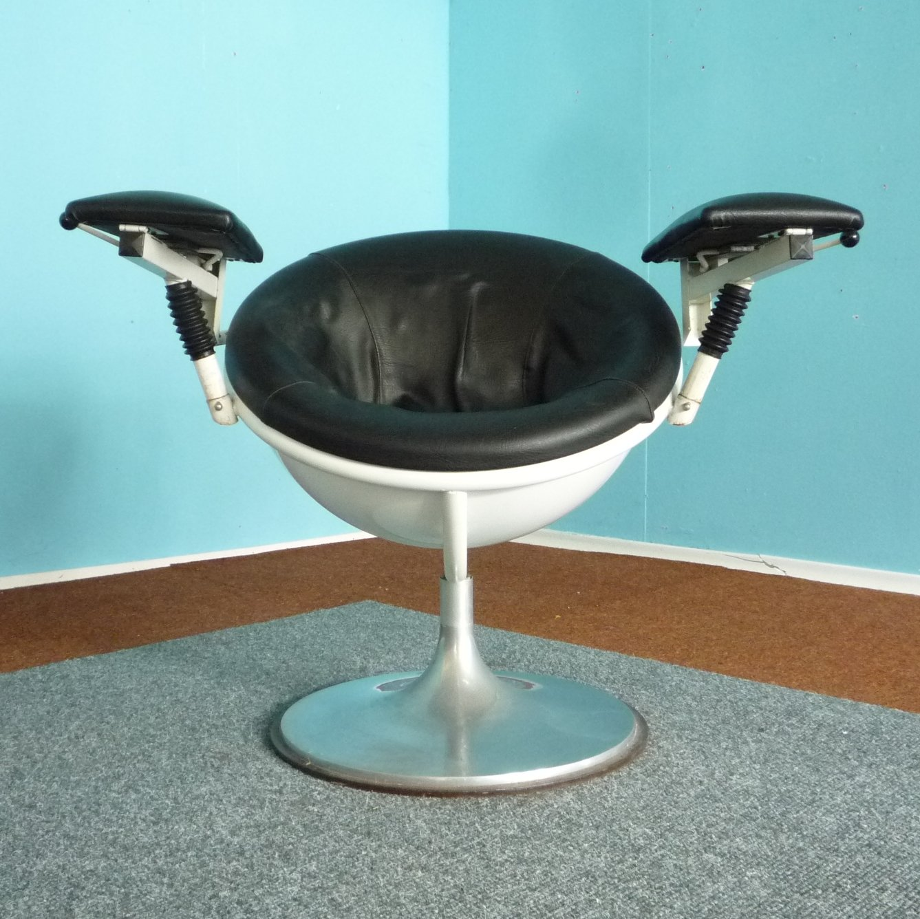 Space Age Style Armchair 1960s