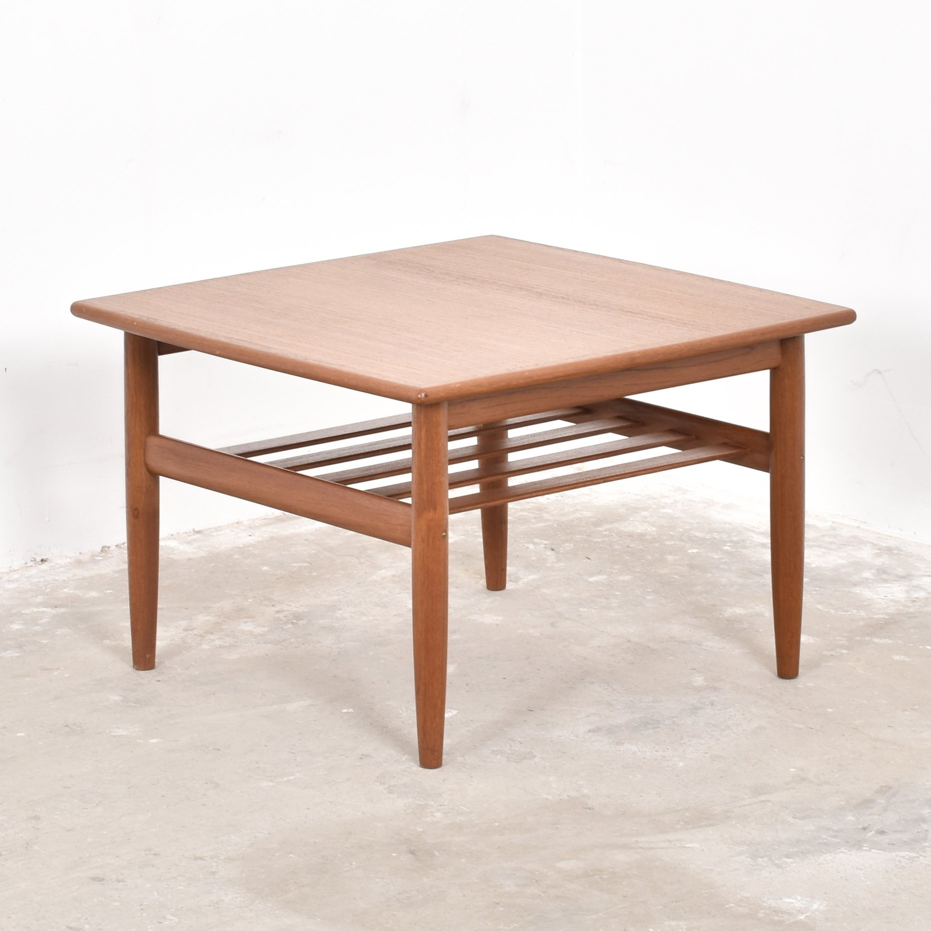 Bon Grete Jalk Coffee Table, 1950s