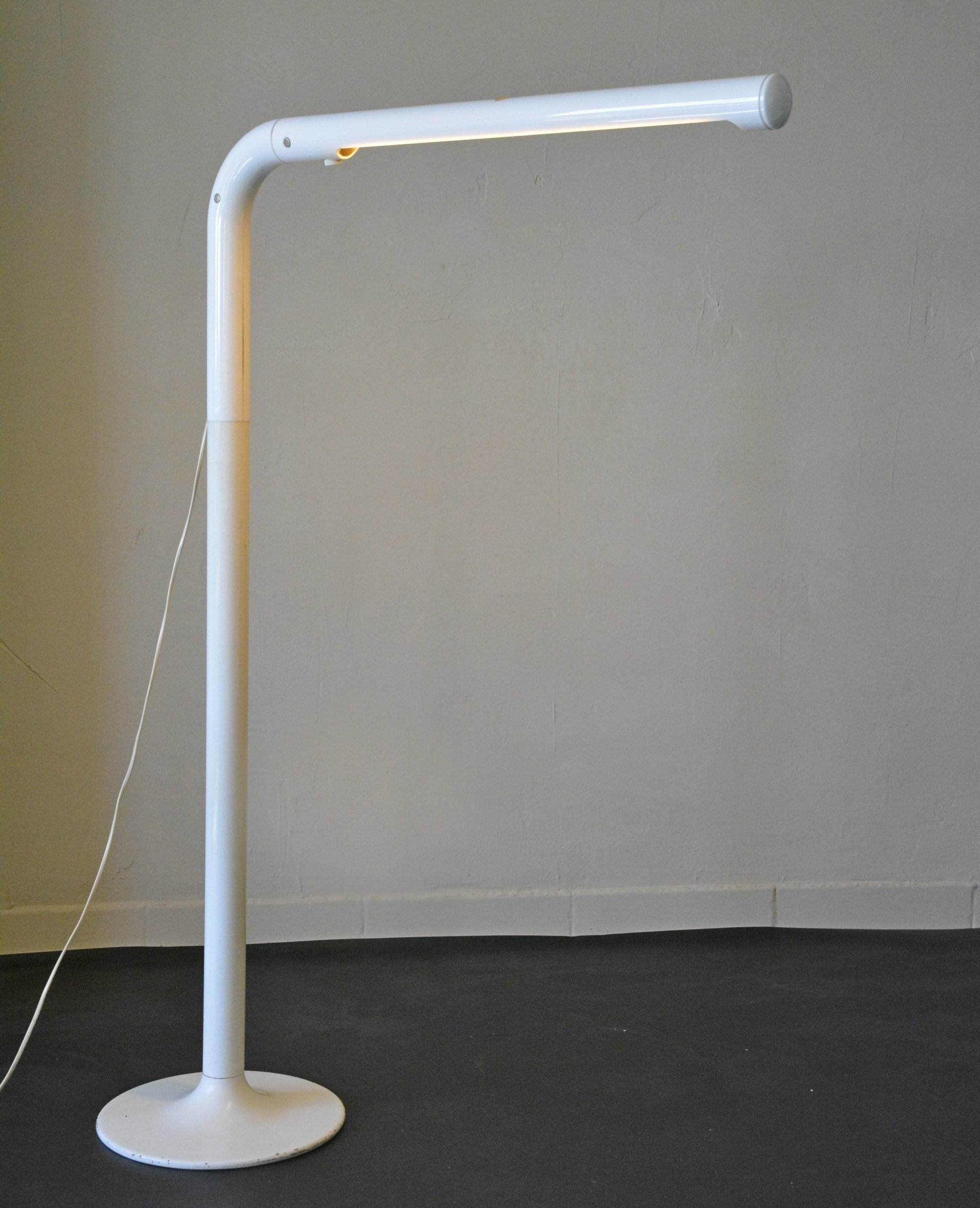 Tube Light floor lamp by Anders Pehrson for Ateljé Lyktan, 1960s ...