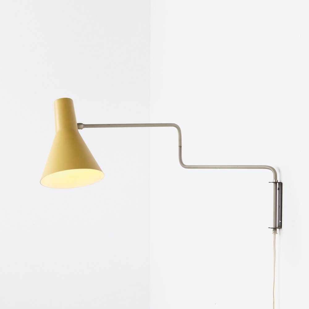 Paperclip 71 01 Wall Lamp By J Hoogervorst For Anvia