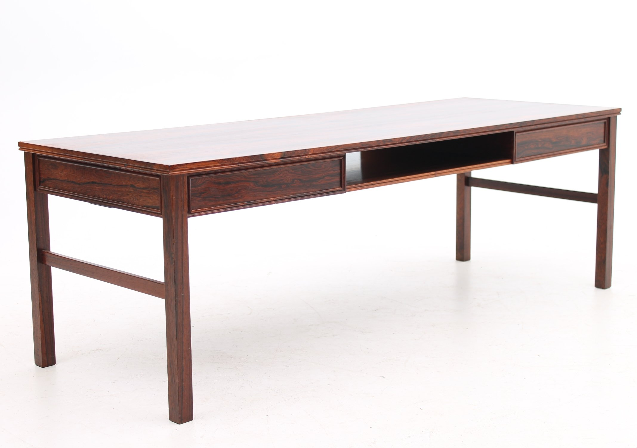 Sixties Coffee Table With Drawers