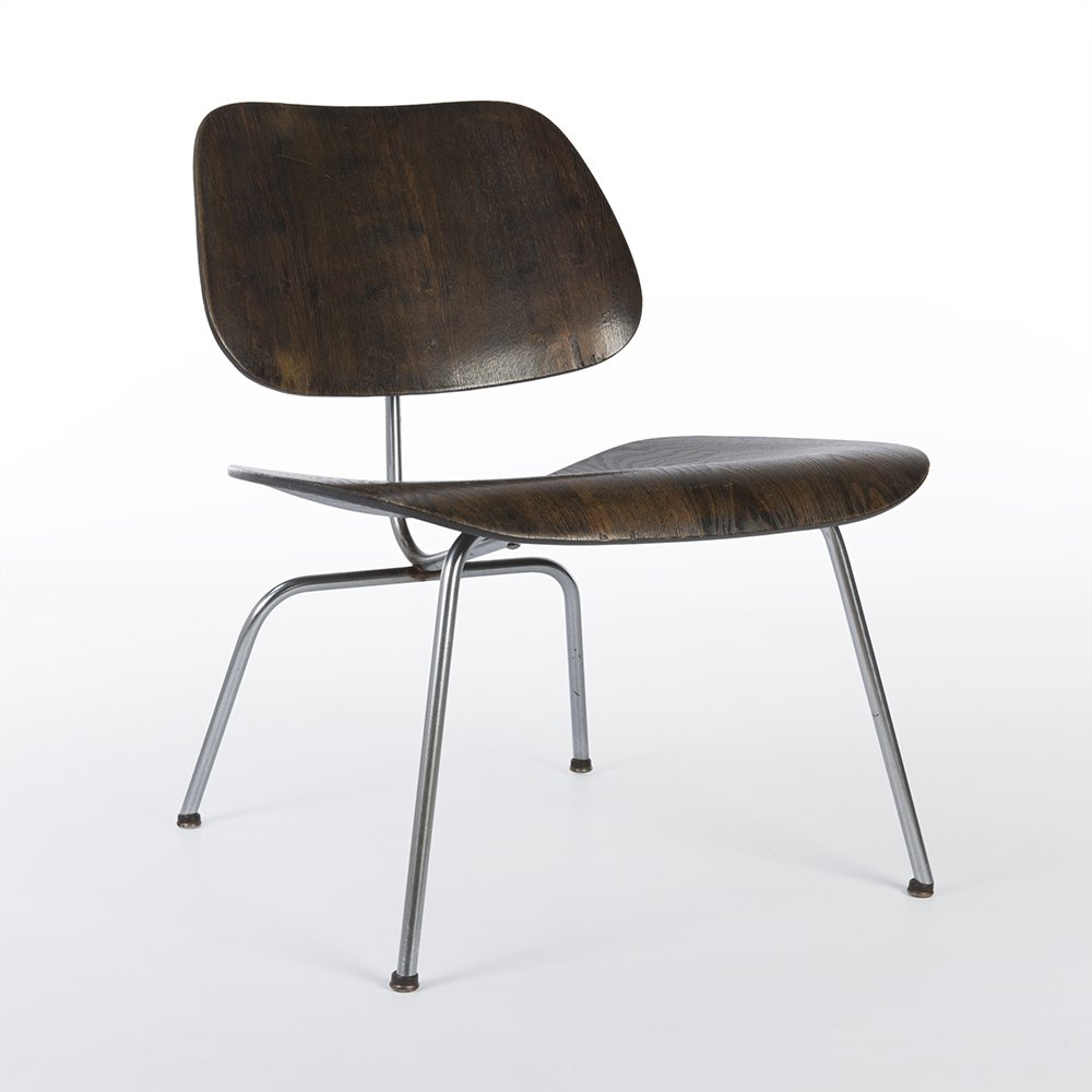 Eames Stoel Lounge.Lcm Lounge Chair By Charles Ray Eames For Herman Miller 1950s