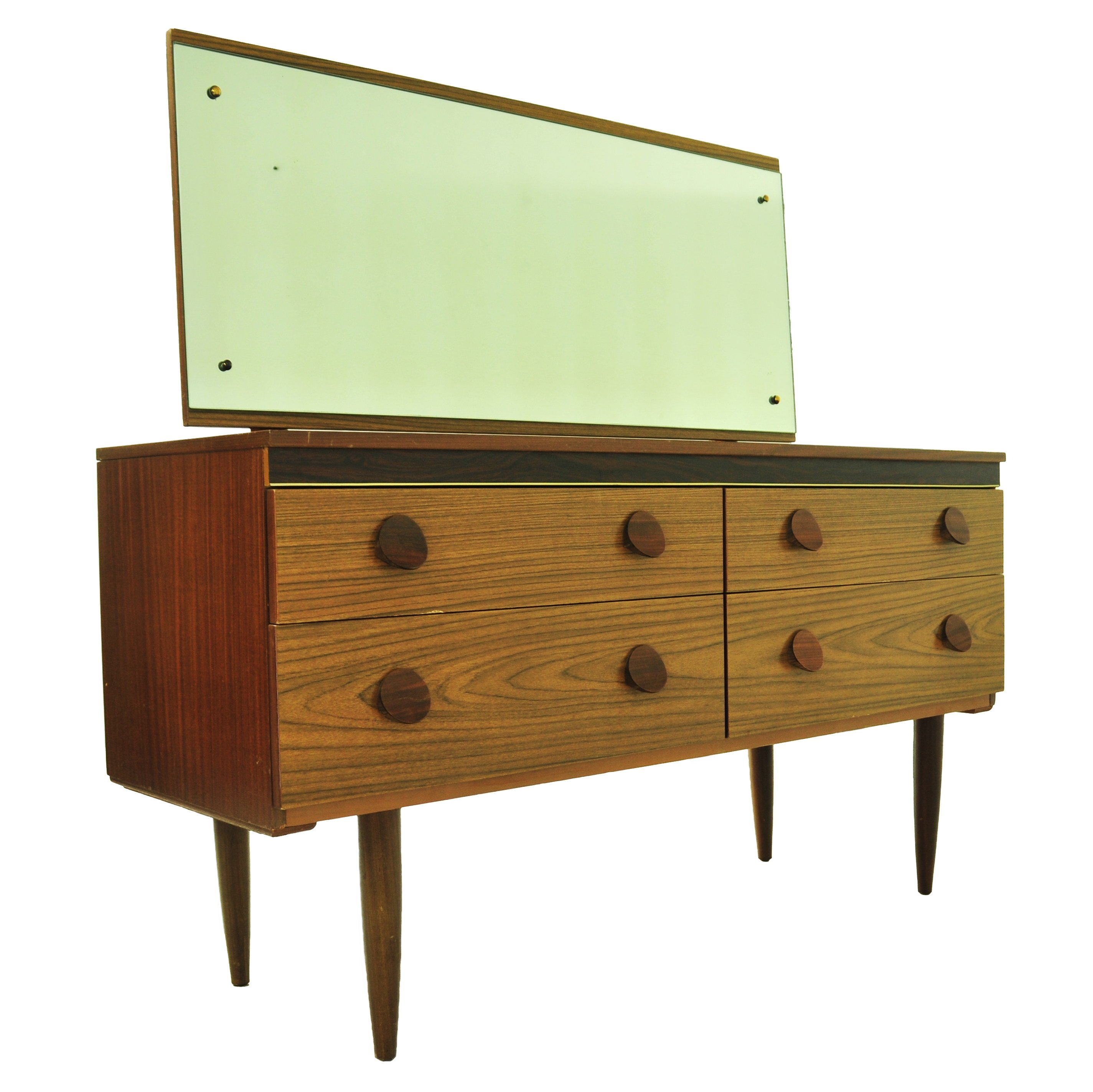 Vintage dressing table 1960s 59280 for Retro dressing table