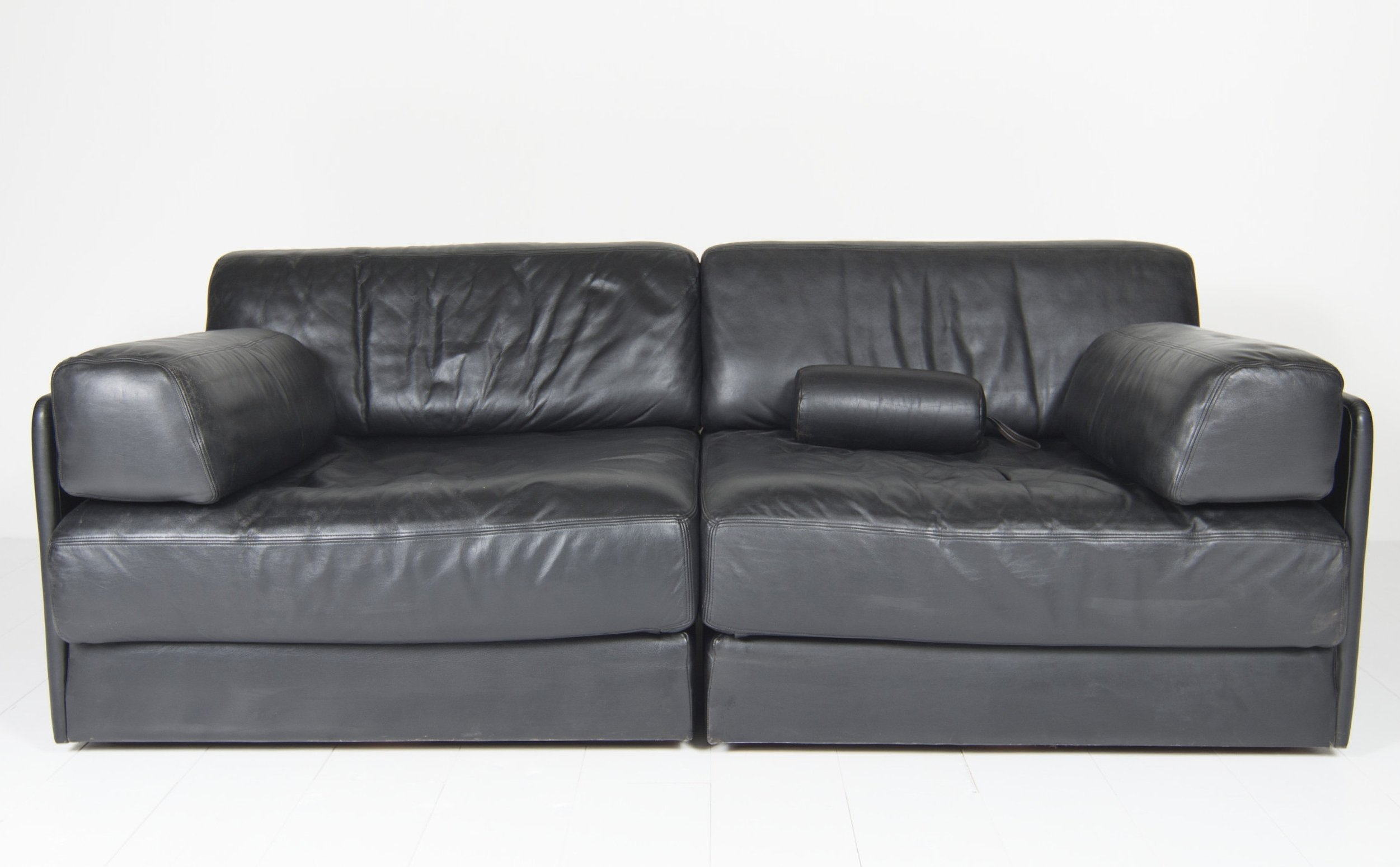 ds 76 sofa from the seventies by de sede design team for. Black Bedroom Furniture Sets. Home Design Ideas