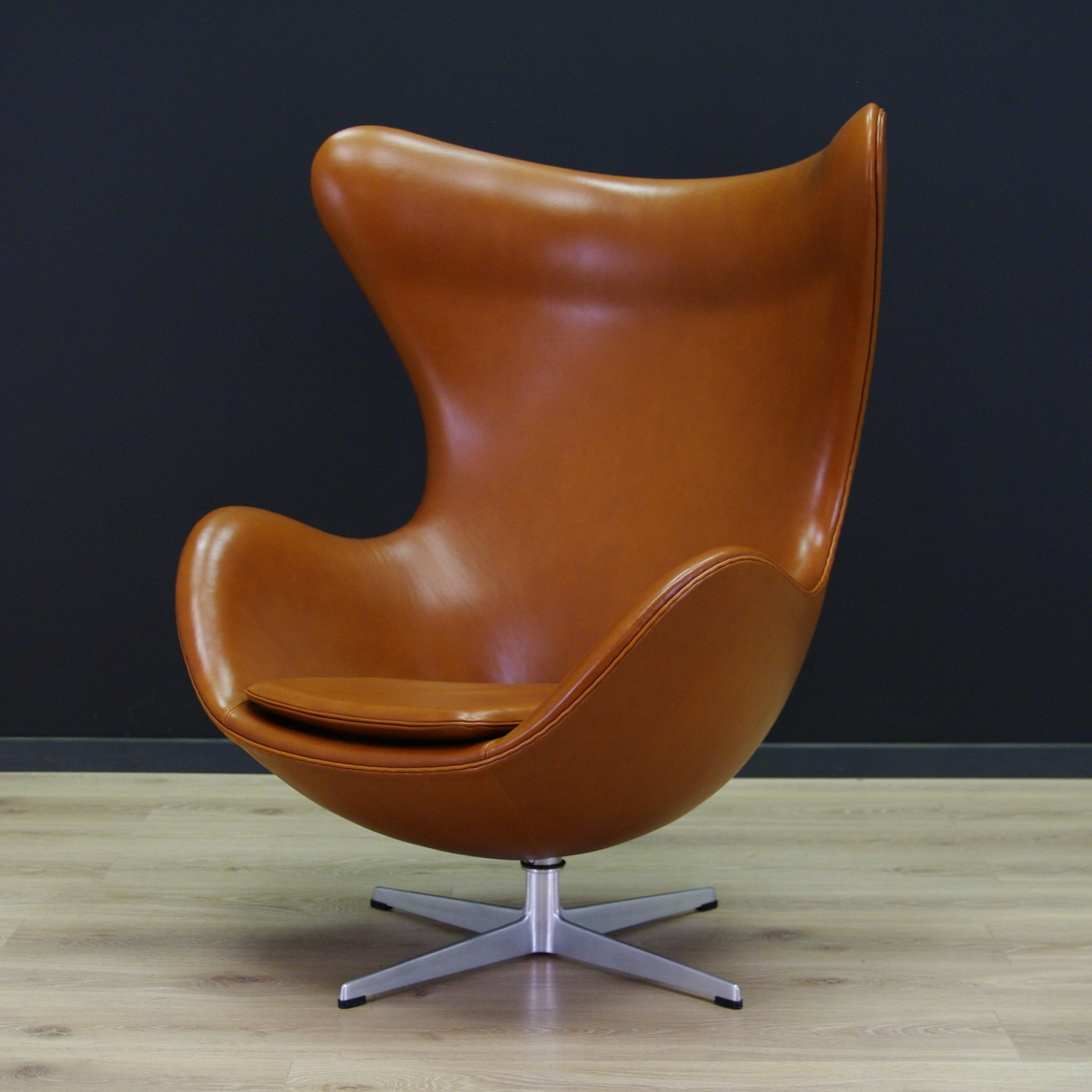 3316 The Egg Lounge Chair From The Sixties By Arne