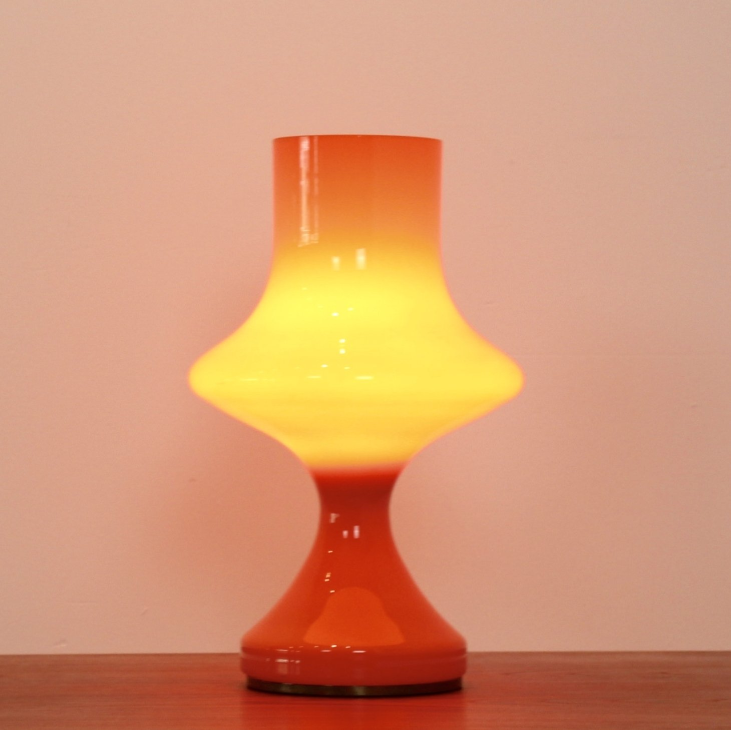 overstock oliver garden home modern today table product lamp james free anri orange shipping lamps