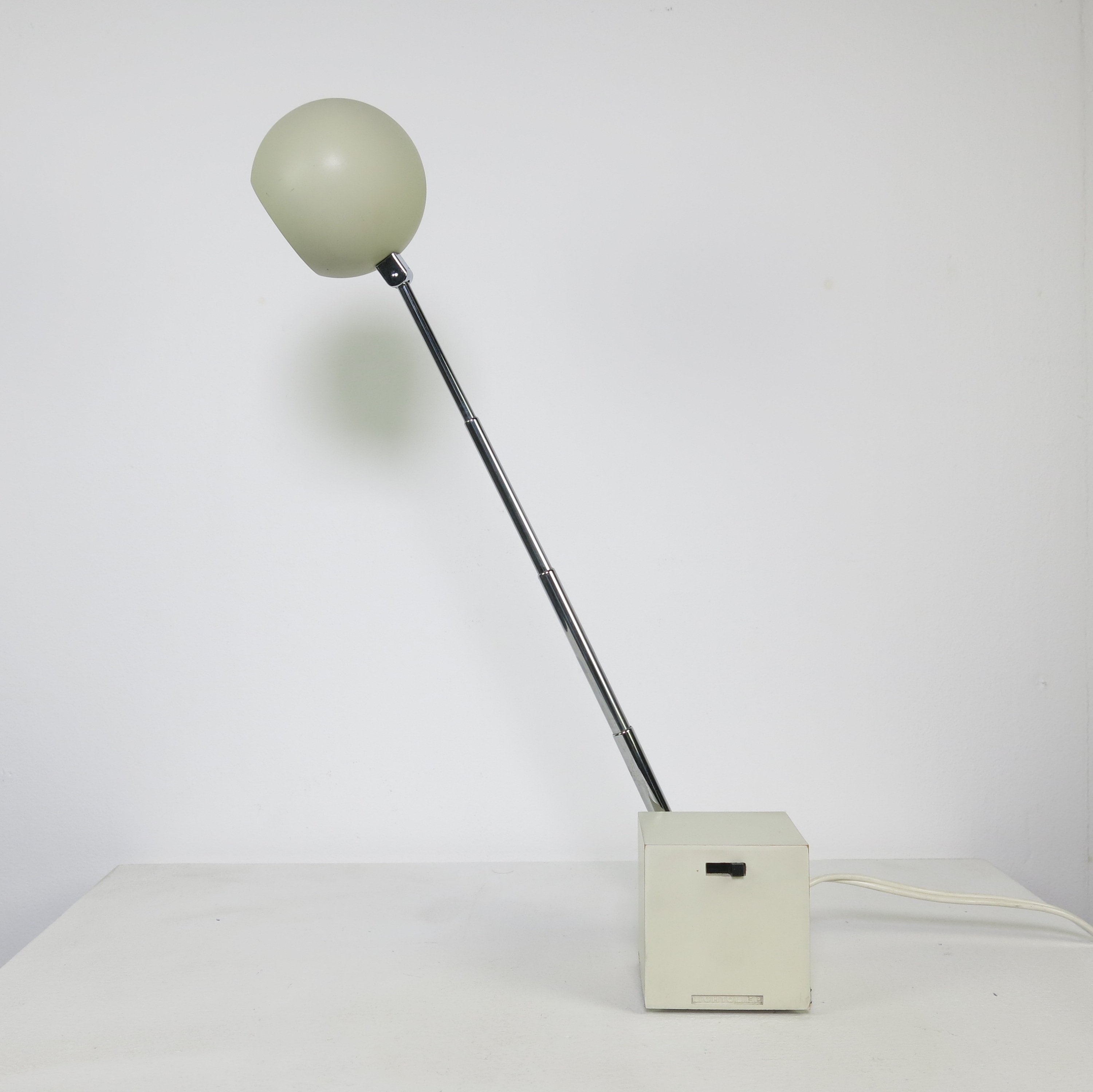 Desk Lamp By Michael Lax For Lightolier Usa 1960s