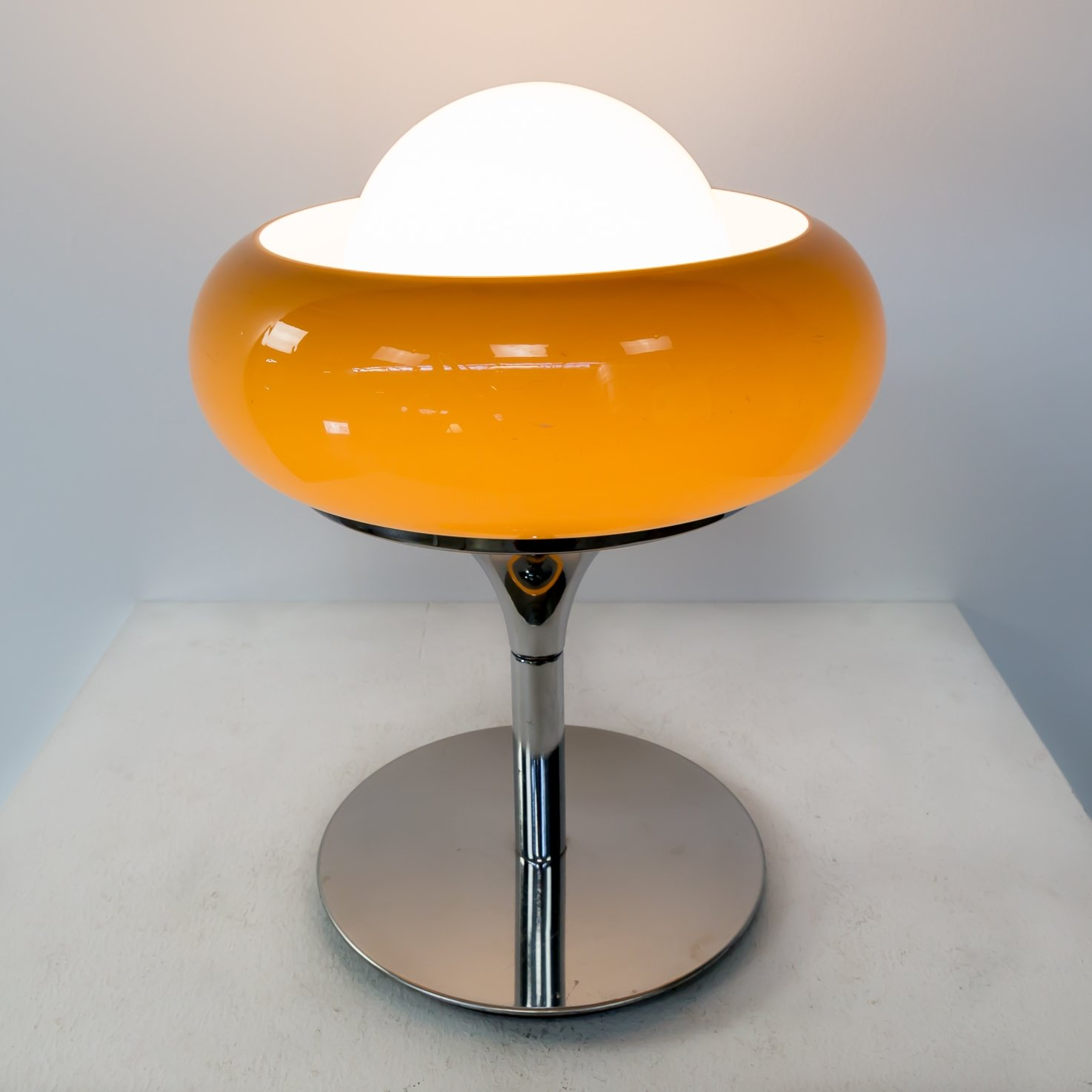 Desk Lamp By Harvey Guzzini For Guzzini 1960s 60990