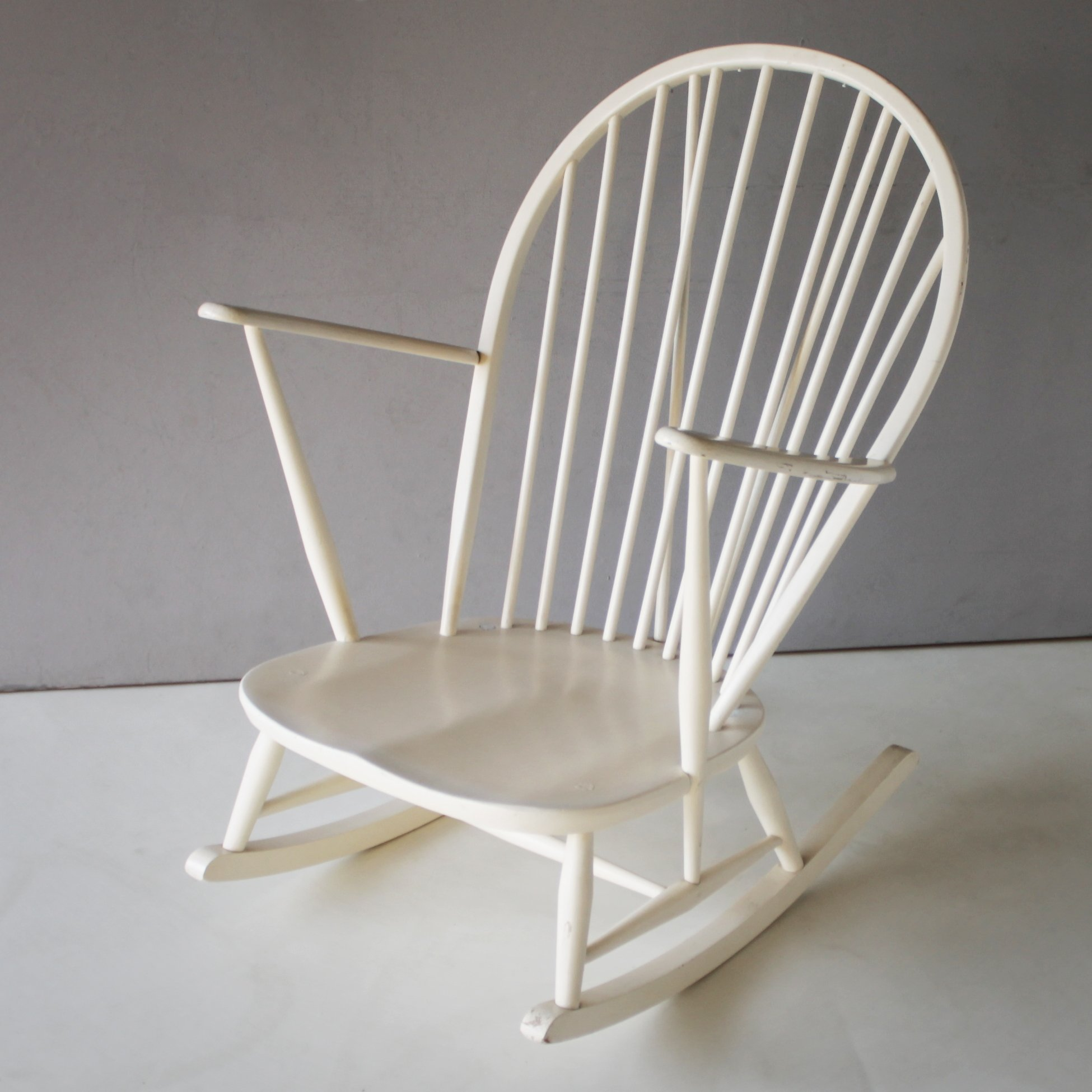 Rocking Chair by Lucian Ercolani for Ercol