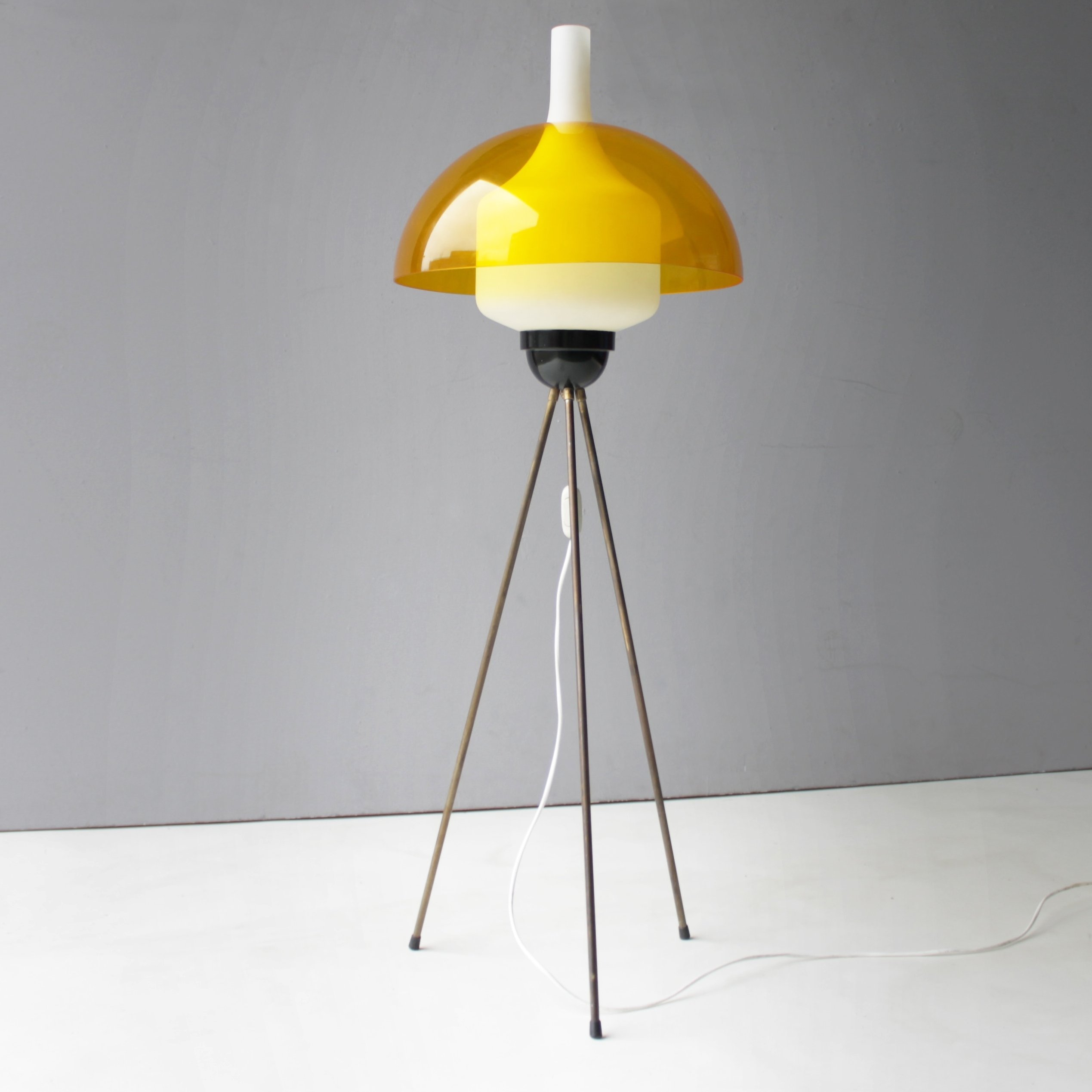 Tripod Floor Lamp By Stilux Italy 61184