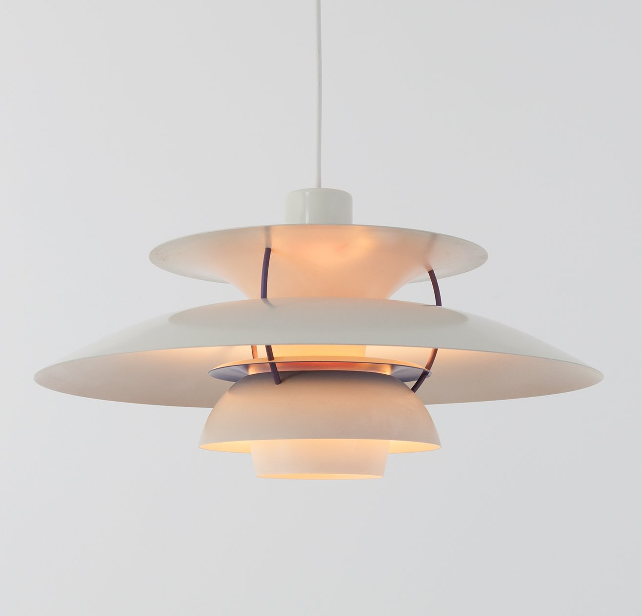 Hanging Lamp Philippines: PH 5 Hanging Lamp By Poul Henningsen For Louis Poulsen