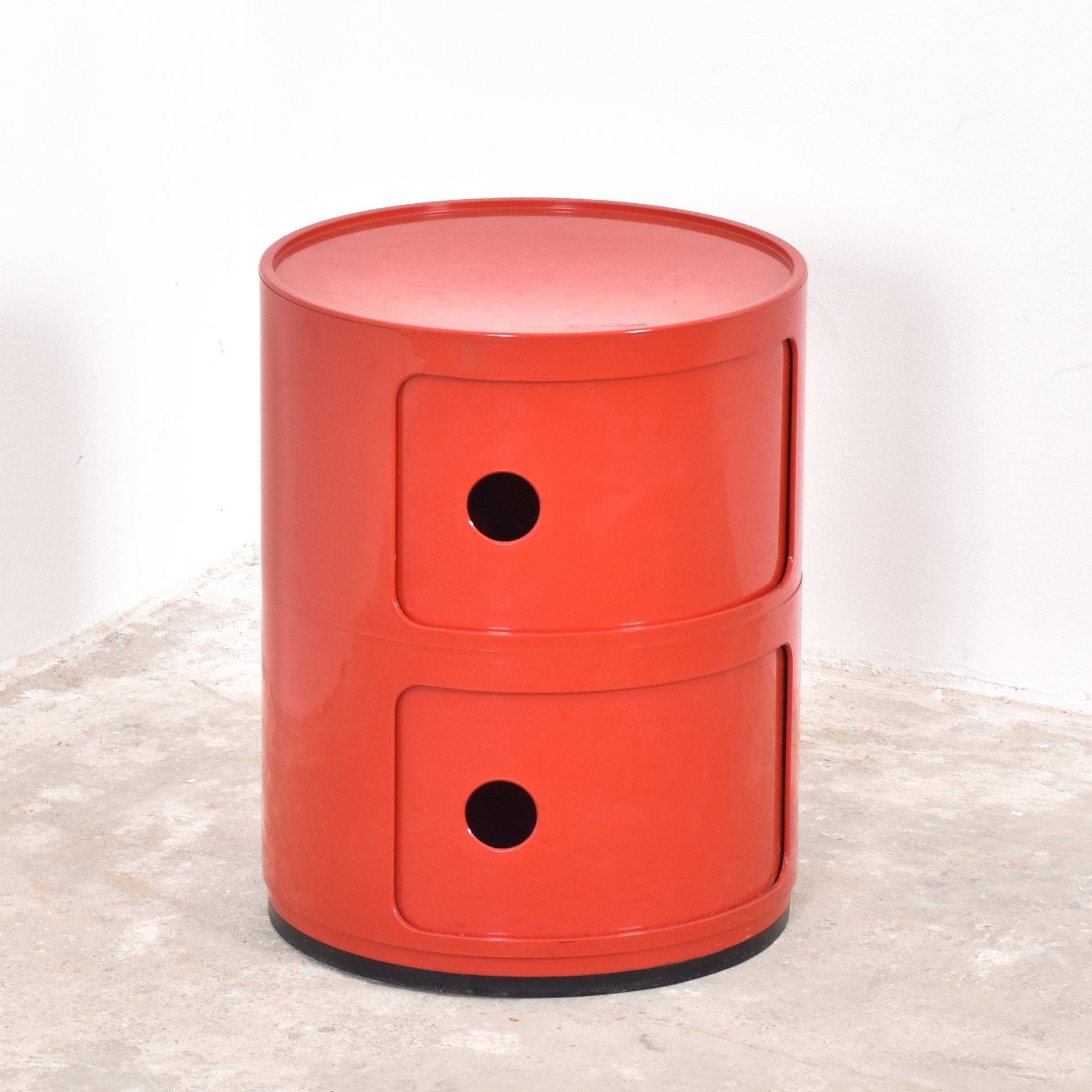 Side Table By Anna Castelli For Kartell, 1950s