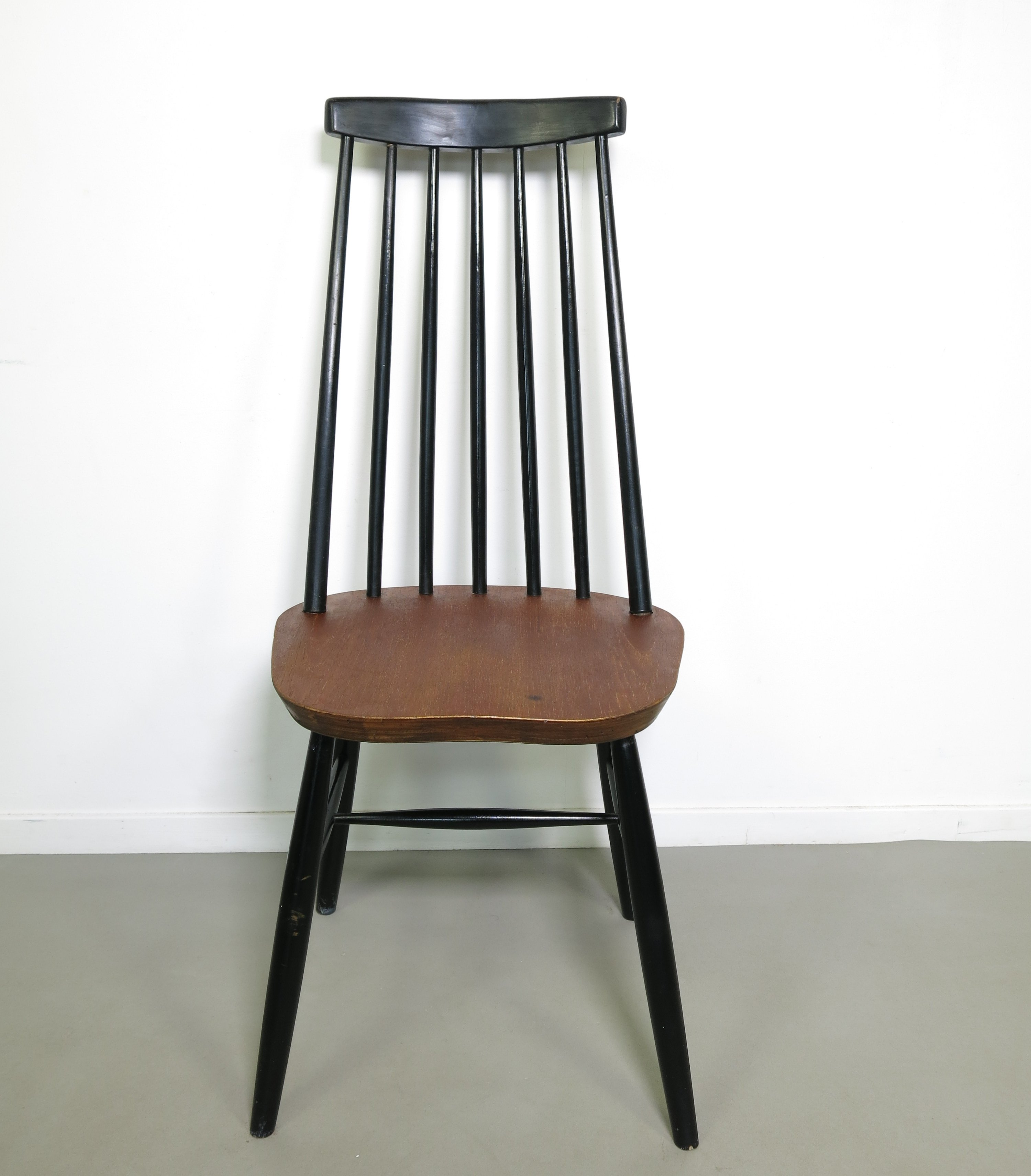ilmari tapiovaara dinner chair 1960s 62399. Black Bedroom Furniture Sets. Home Design Ideas