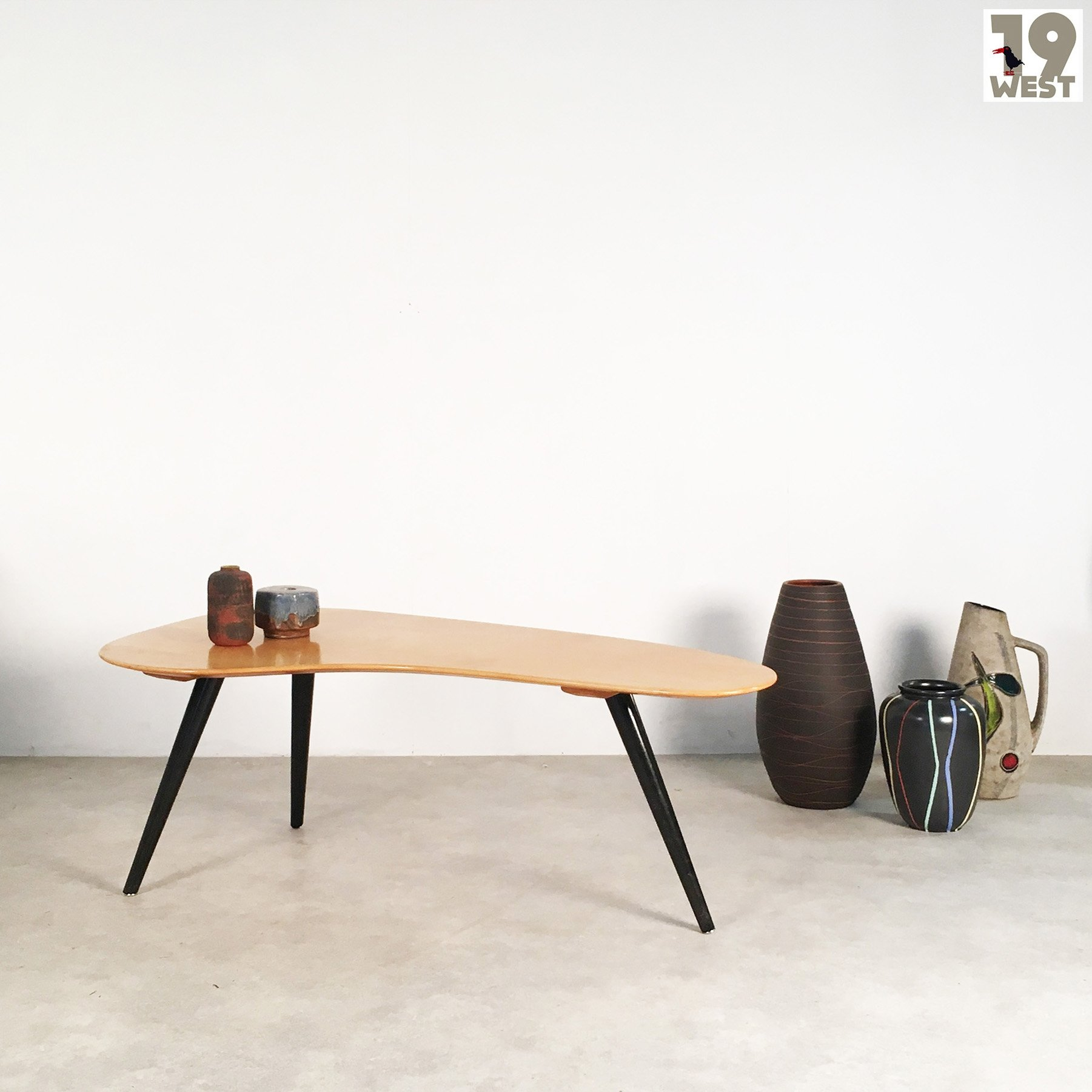 Walter Knoll Coffee Table 1950s