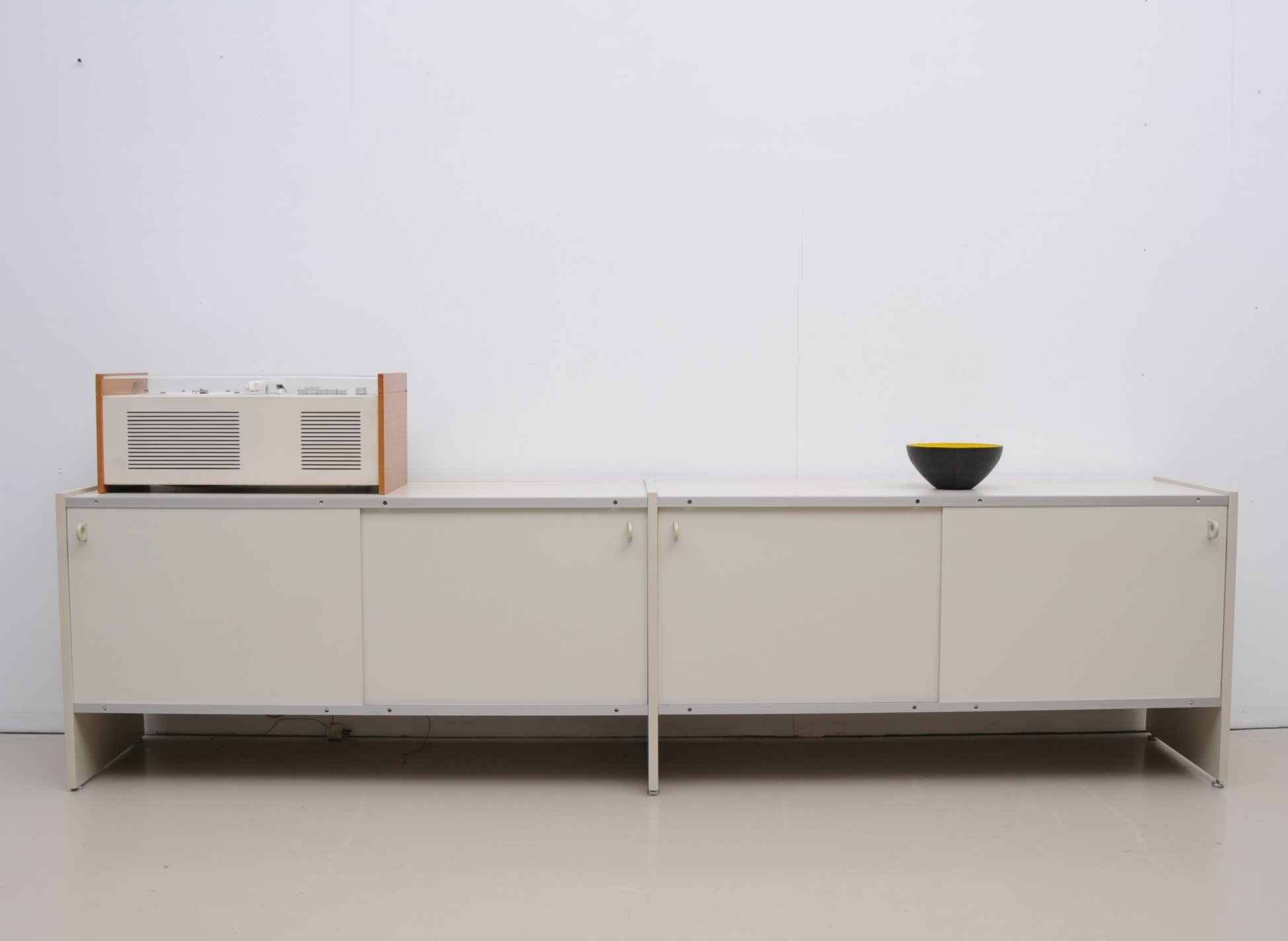 rz57 sideboard by dieter rams 1950s 62734. Black Bedroom Furniture Sets. Home Design Ideas