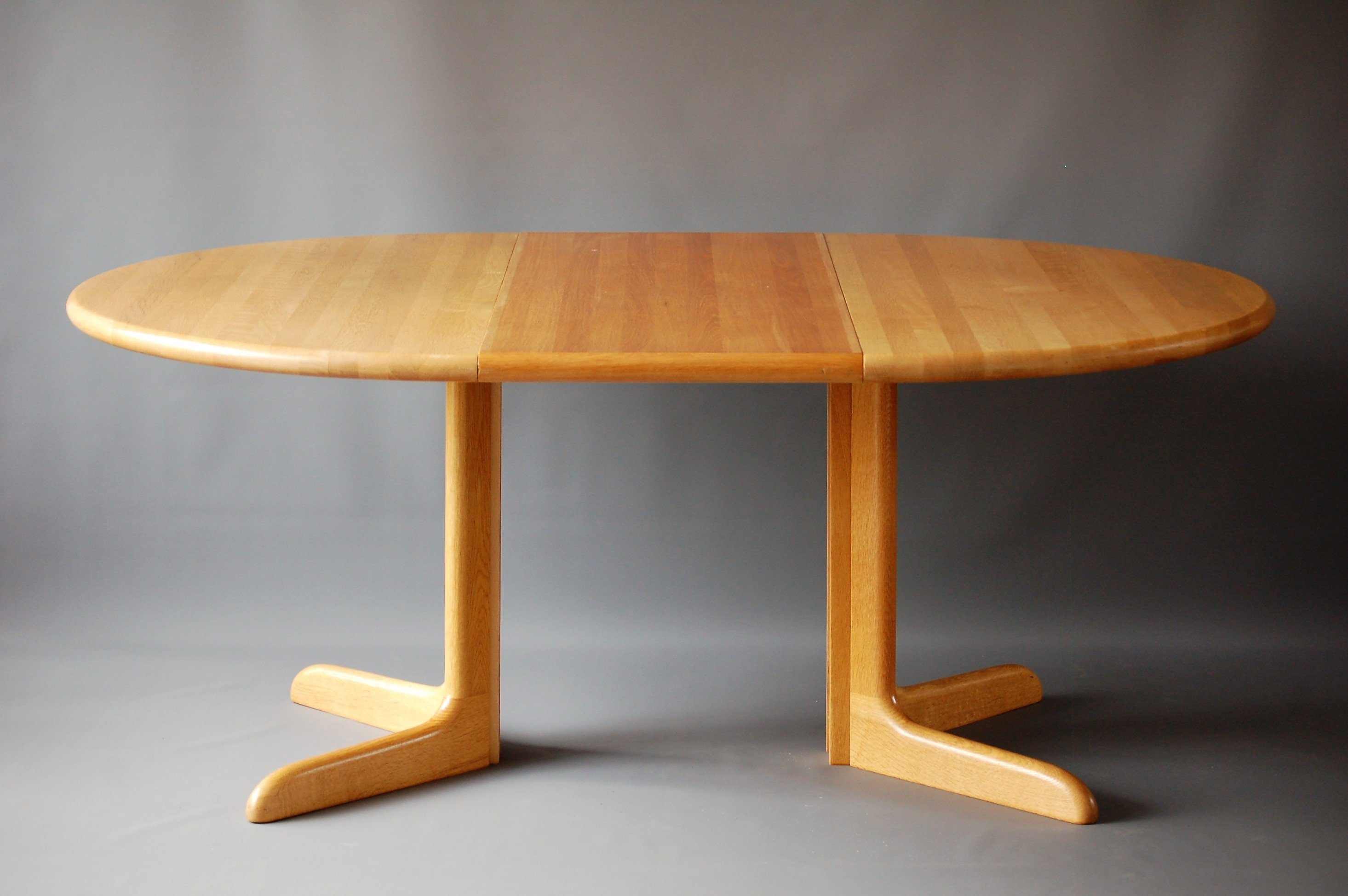 Dining table by Niels Otto Mller for