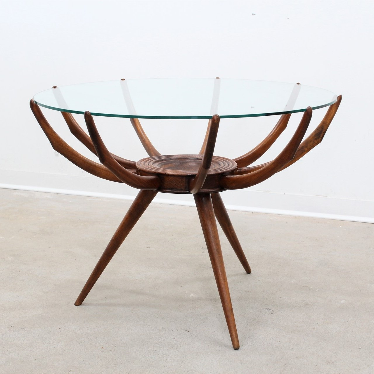 Ragno Spider Coffee Table From The Fifties By Carlo De
